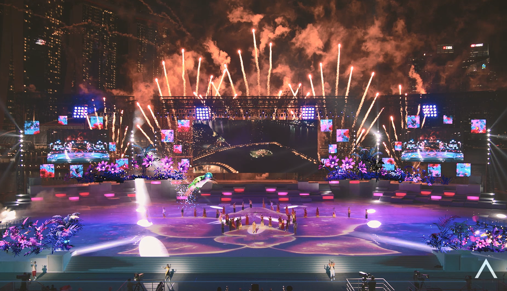 Pixotope brings AR technology to Singapore National Day Parade